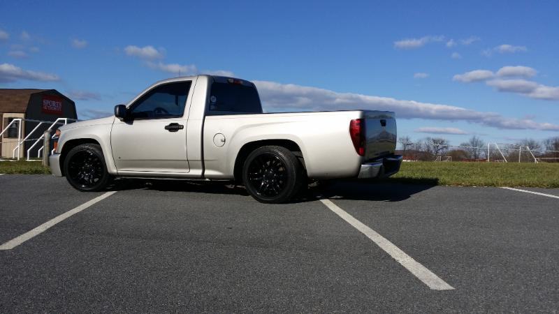 Nvious Kreationz 2006 Colorado New Shop Truck